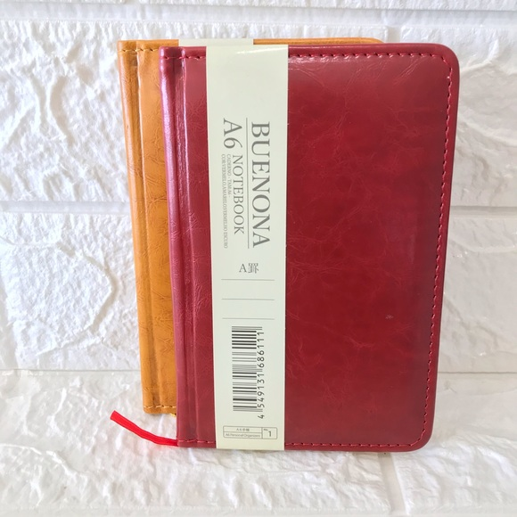 A6 Personal organiser 80 pages